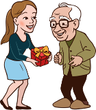 Cadeau pour Grand-père
