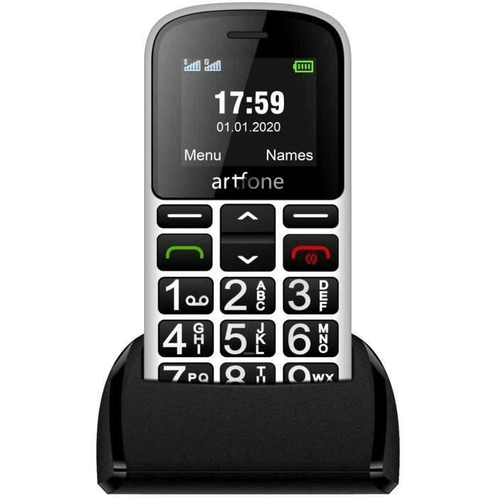 Téléphone mobile senior