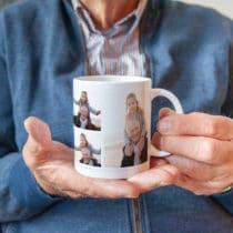 cadeau photo pour la Fête des grands-pères - mug photo