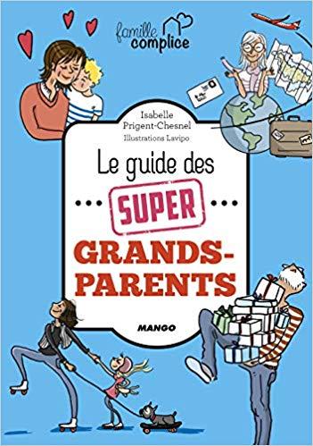 Cadeau pour des futurs grands-parents - livre