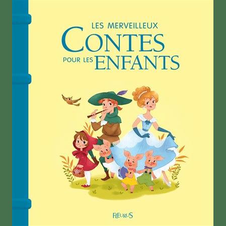 livre de contes pour enfants - cadeau petit-enfant