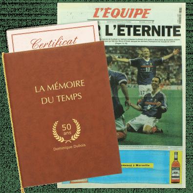 magazine ancien - cadeau nostalgique grand-pere