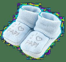 cadeau pour annoncer une grossesse