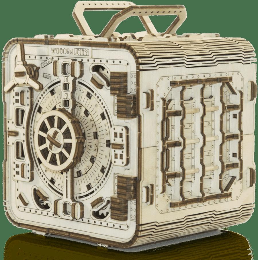 cadeau de Noël homme - puzzle 3D en bois