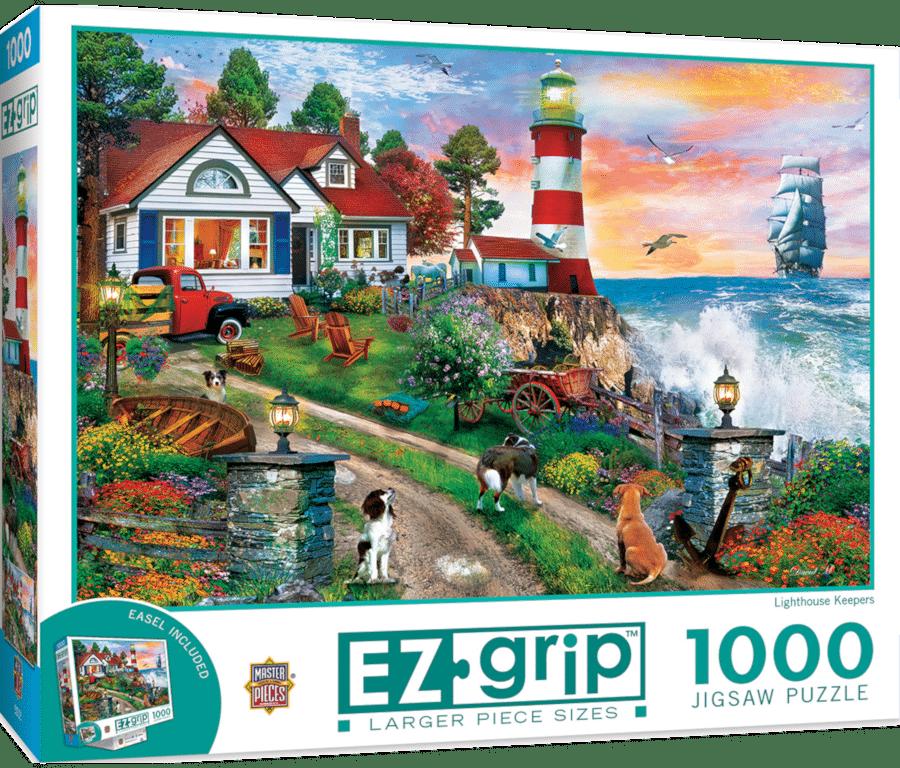 pièces de puzzle extra-large - cadeau pour Grand-père