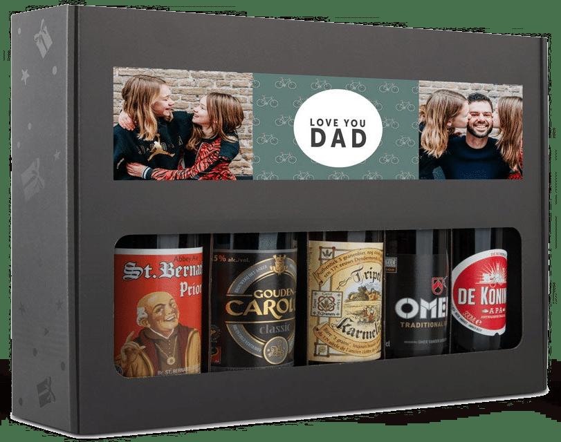 Coffret à bière - idées cadeaux Fête des pères