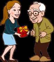 cadeau photo pour Grand-père
