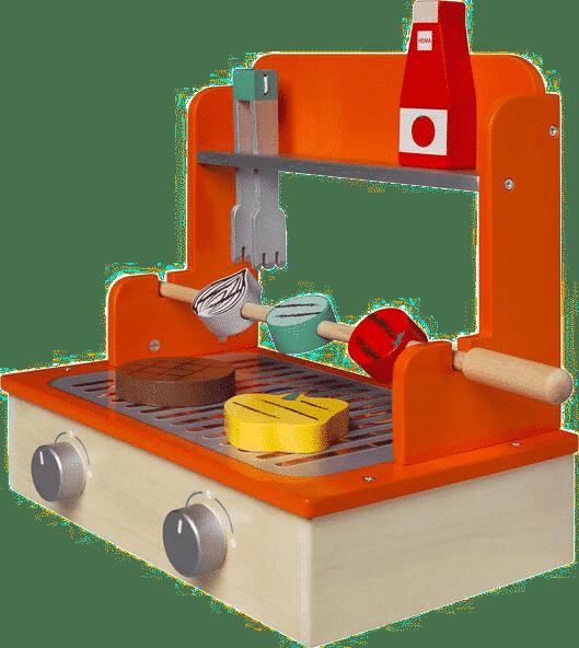 jouet en bois - barbecue -cadeau petit-enfant