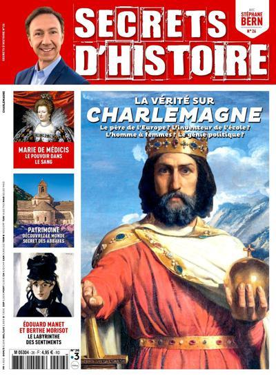 Magazine pour grand-père - passionné d'histoire