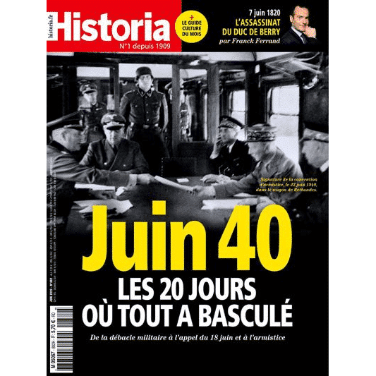 magazine pour Grand-père - historia