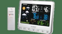 station météorologique - cadeau de Noël pour grand-père de 80 ans