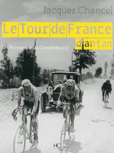 livre nostalgique pour un passionné de vélo