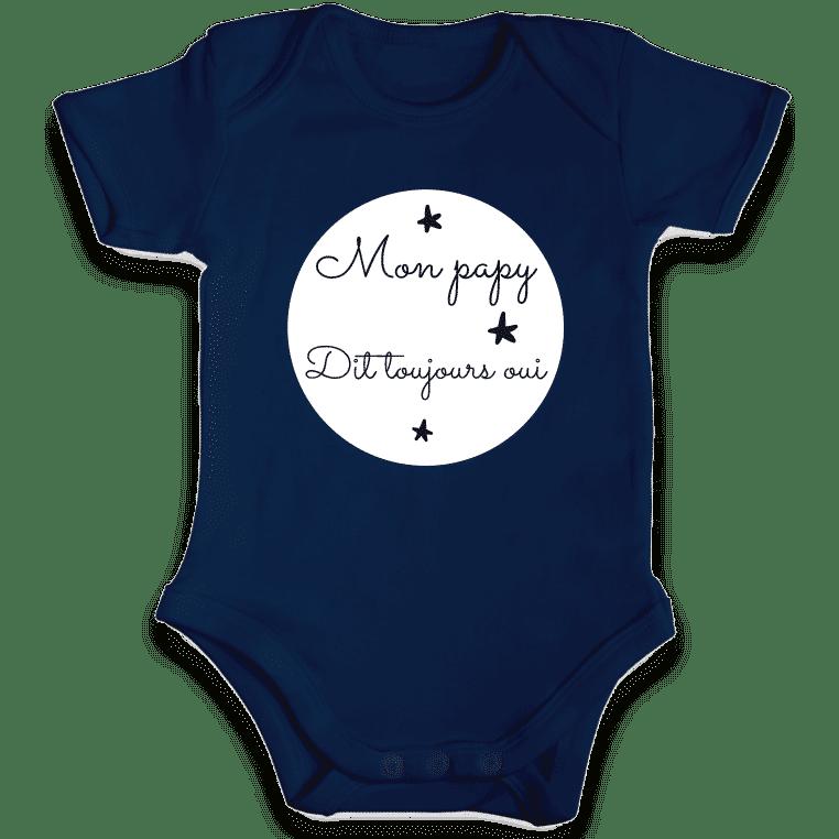 des vêtements personnalisés body bebe