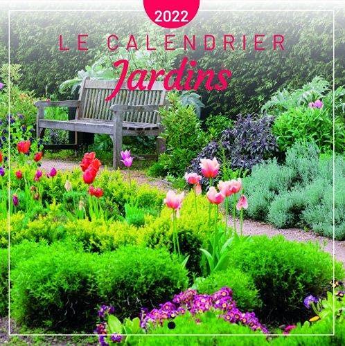Le calendrier Jardins - cadeau Noël papy