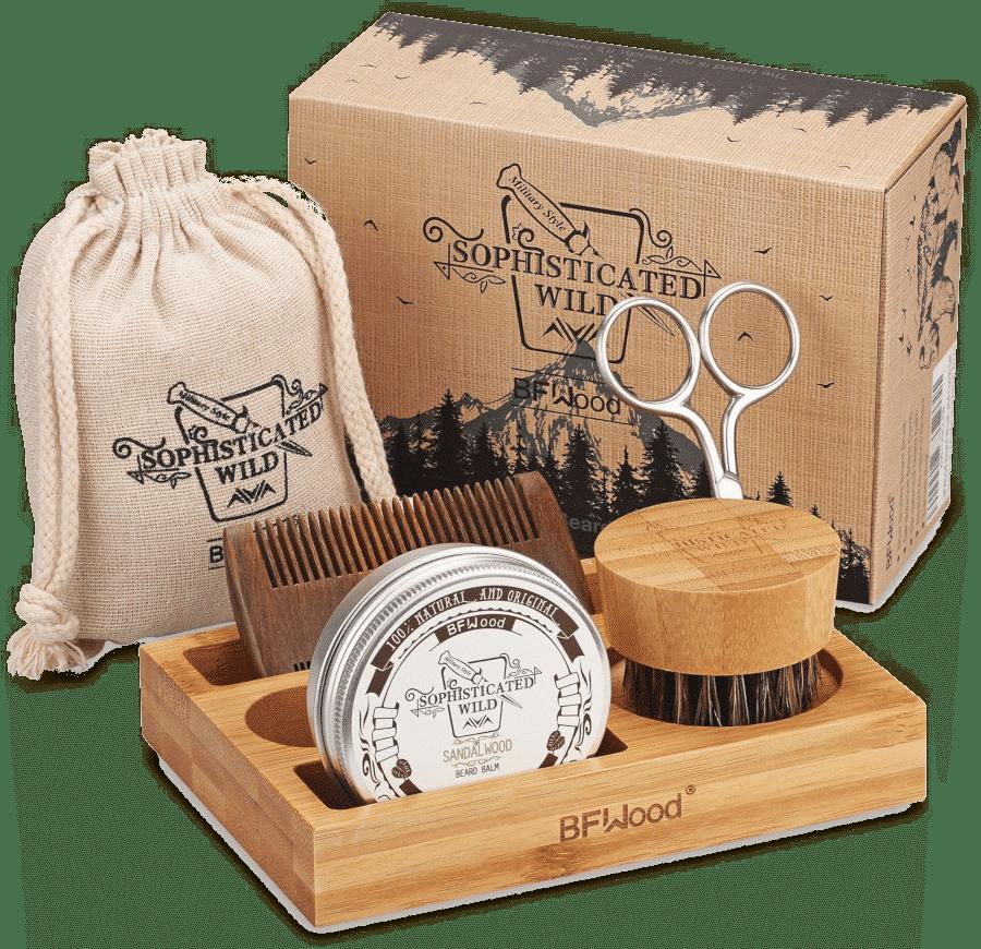 Kit à barbe - Cadeau pour Grand-père