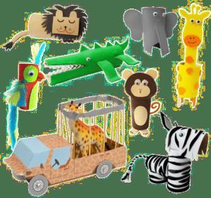 cadeau pour des petits-enfants