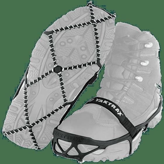 chaînes à neige pour chaussures - cadeau pour un homme âgé