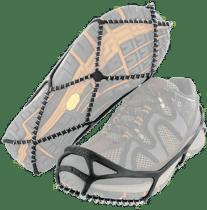chaînes à neige pour chaussures