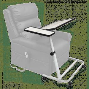 table mobile pour fauteuil - cadeau senior