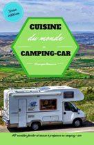 Livre de cuisine pour le camping - cadeau pour grand-père