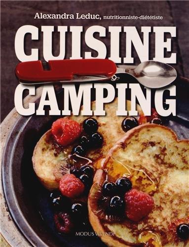 cadeau pour un grand-père de 65 ans - Livre de cuisine pour le camping