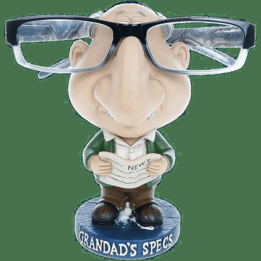 Lunettes Support - cadeau pour grand-père