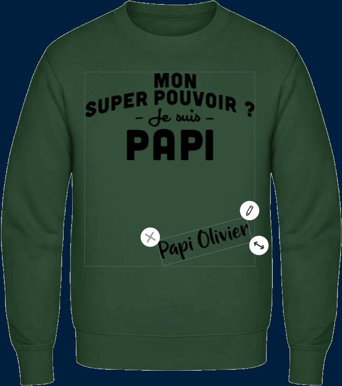 Sweatshirt - Cadeau Grand-père
