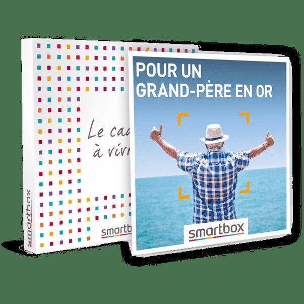 cadeau pour un grand-père de 70 ans - Smartbox