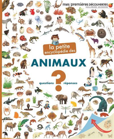 La petite encyclopedie des animaux - cadeau petit-enfant grands-parents