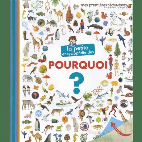 La petite encyclopédie des pourquoi - cadeau pour un petit-enfant